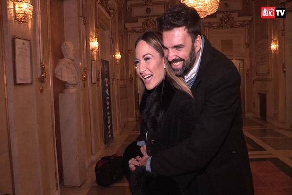 Ivan Bosiljčić i Jelena Tomašević: Budimo ljudi velike i prave nade! VIDEO