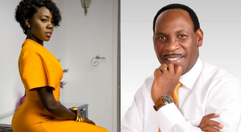 Akothee's response after Ezekiel Mutua offered her 5OK as the most improved artiste in Kenya
