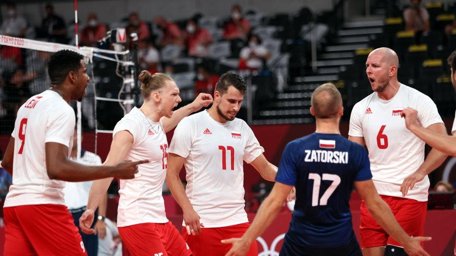 - Może to dobrze, że Polacy nie odpalili od razu - ocenia inauguracyjny mecz siatkarzy na olimpiadzie, Tomasz Wójtowicz