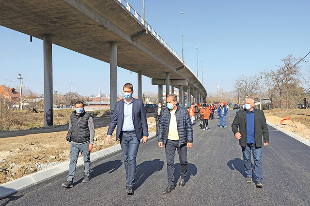 """""""Važno da je grad Kragujevac pored izgrađene infrastrukture, ima i sadržaje koje će mlade ljude zadržati"""""""