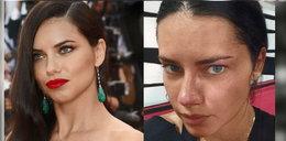 Najseksowniejsze modelki na świecie bez makijażu. Mocne