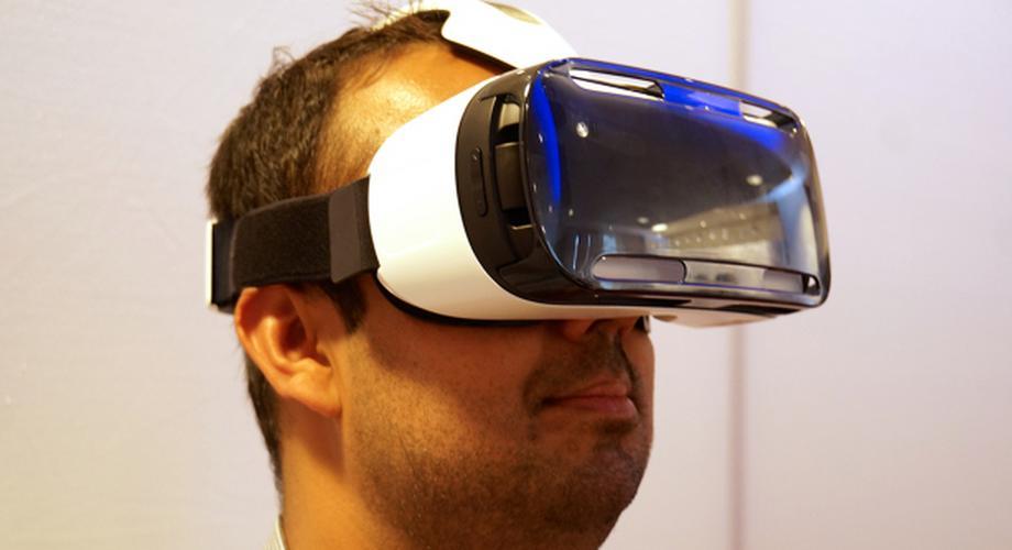 Hands-on: Samsung Gear VR