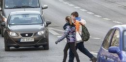 Niebezpieczna ulica w Katowicach!