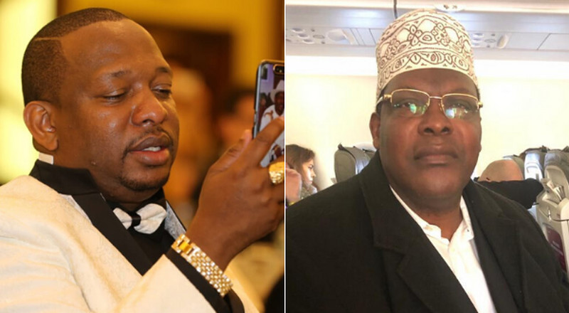 I warned Sonko not to sign the takeover – Miguna Miguna