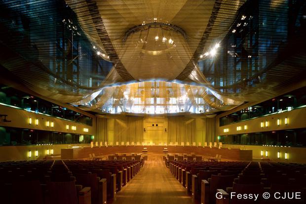 Trybunał Sprawiedliwości UE, fot. curia.europa.eu
