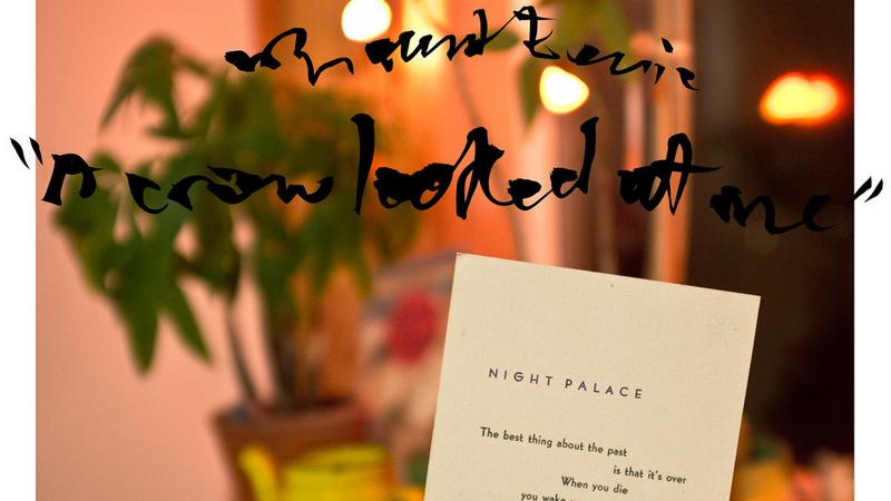"""Mount Eerie - """"A Crow Looked at Me"""""""