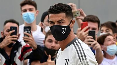 Ronaldo undergoes Juve medical ahead of fourth season in Turin