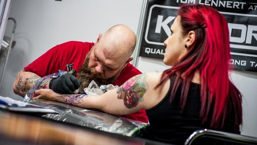 Festiwal Tatuażu łódź Tattoo Days Po Raz Dziewiąty W łodzi