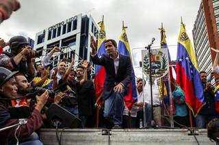 UE nie uznaje już Guaido za tymczasowego prezydenta Wenezueli