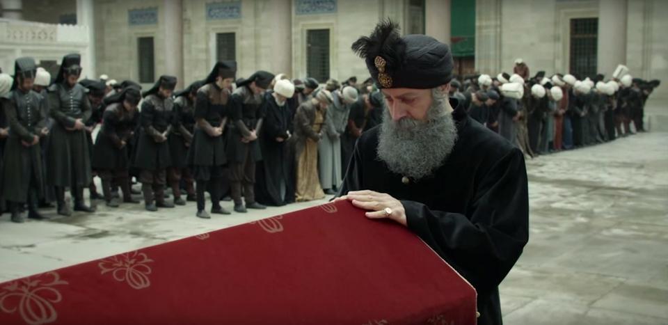 Wspaniałe Stulecie śmierć Hurrem W Ramionach Sulejmana