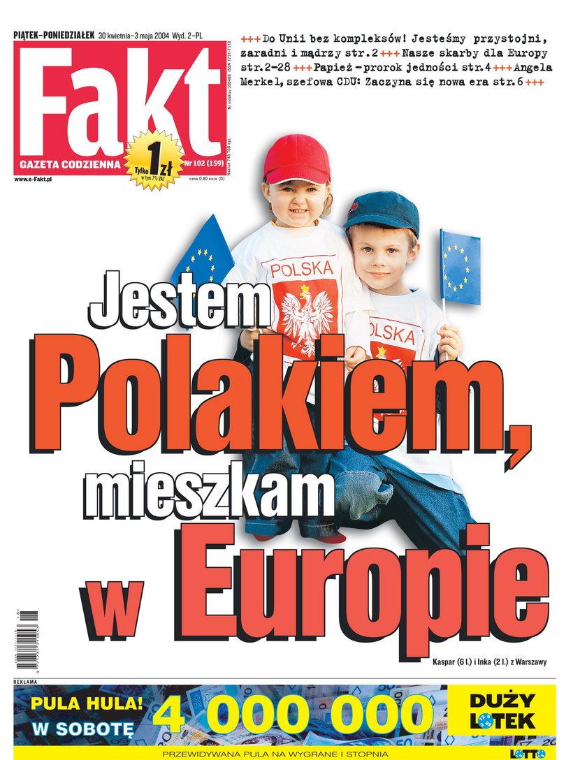 Kochamy Unię, ale nie wyjedziemy z Polski