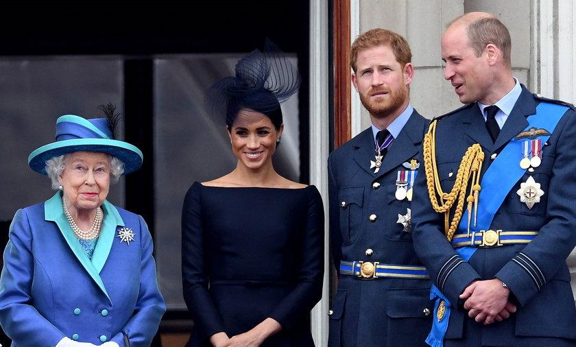 Królowa ma ośmioro wnucząt. Kocha wszystkie, ale ma swoich ulubieńców