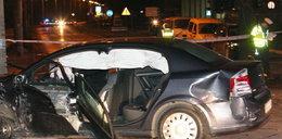 Prezydent Torunia przeżył drogową masakrę