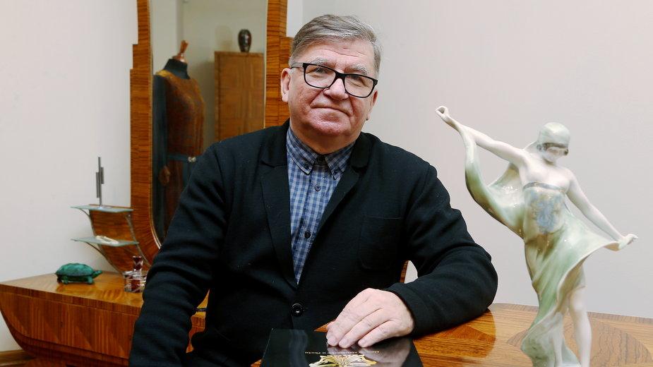 Leonard Sobieraj - dyrektor Muzeum Mazowieckiego w Płocku