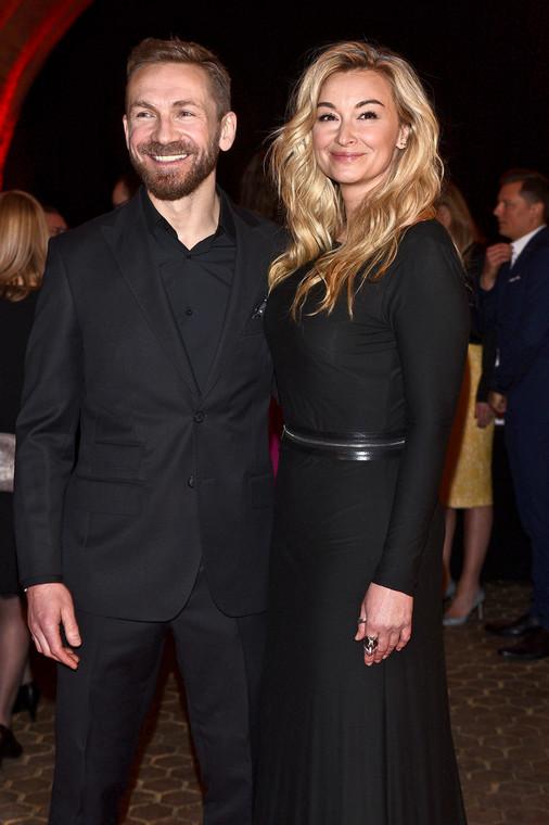 Martina Wojciechowska y Przymek Kosakovsky estuvieron juntos durante varios meses después de su boda.