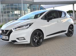 Nissan Micra 1.0 IG-T 100: zgrabny mieszczuch – test