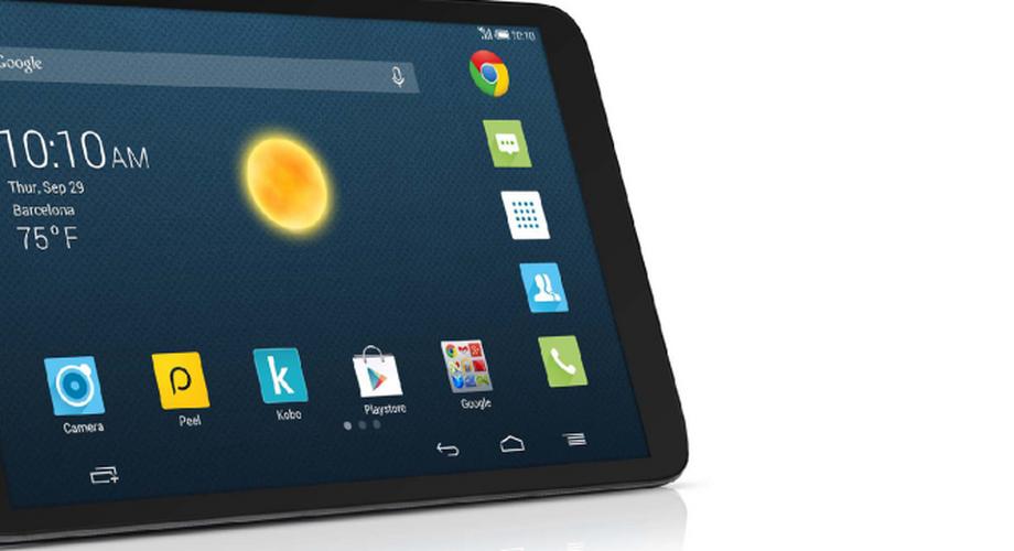 Alcatel Onetouch Hero 8: 7,3 mm dünnes Tablet