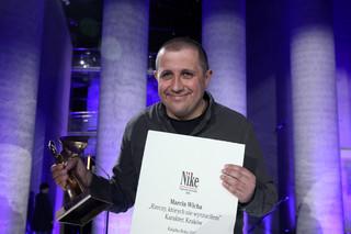 Marcin Wicha laureatem nagrody Literackiej Nike