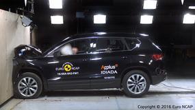 Nowy test Euro NCAP - Hilux, Levorg, Scenic, Niro