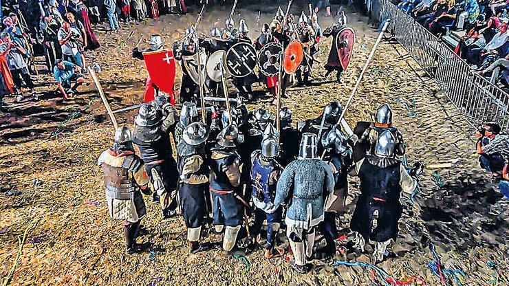 viteški festival manasija
