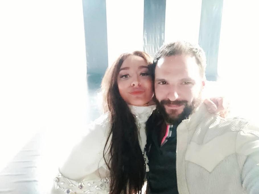 Luna Đogani i Andrej Atijas
