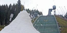 Produkują śnieg dla Stocha