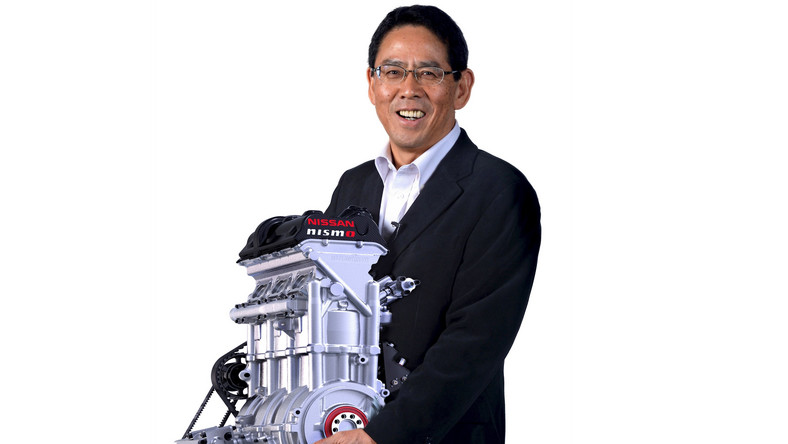 Nowy silnik Nissana waży tylko 40 kg