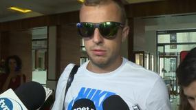 Kamil Grosicki: mam nadzieję, że Krychowiak będzie do dyspozycji trenera na 12 czerwca