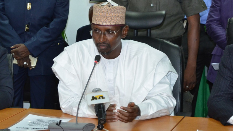 Minister of Federal Capital Territory (FCT), Mohammed Bello imposes restrictions in Abuja to curb COVID-19. (Premium Times)