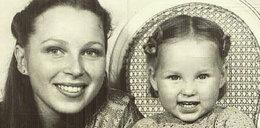 Znana aktorka z mamą w dzieciństwie. Poznajesz?