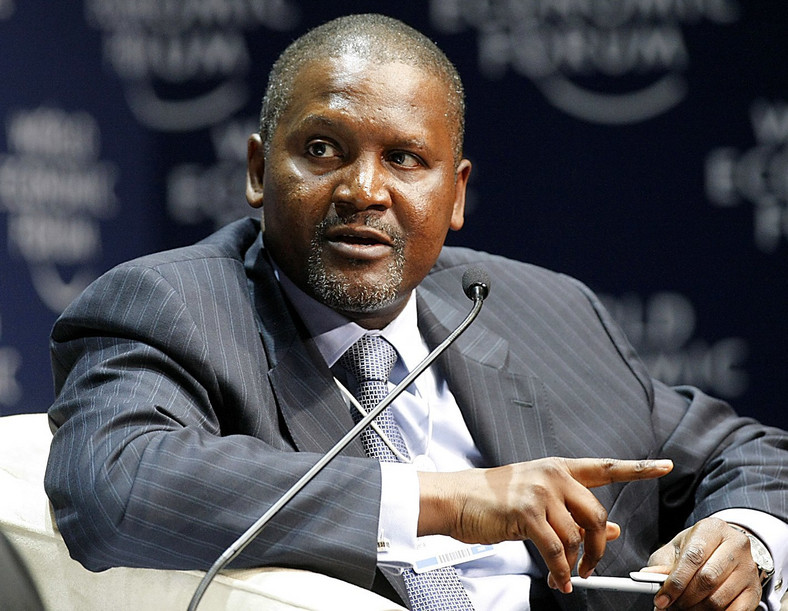 Aliko Dangote is on the move to expand his business empire cover many areas of the Nigeria's real sector.