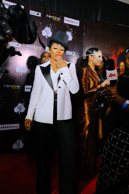 Behind the mystery and glam of The Set Up movie premiere at Filmhouse Cinemas