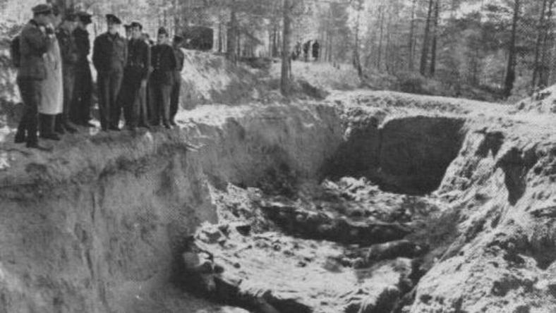 Katyń, 1940