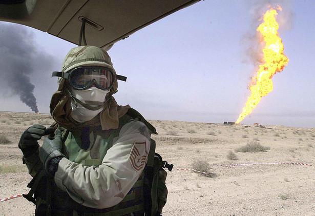 Cattan po obaleniu Saddama Husajna pracował w irackim MON