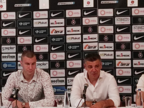 Savo Milošević i Strahinja Pavlović
