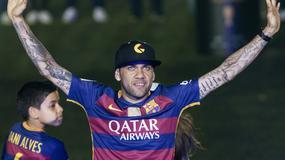 Alves lepszy od Pelego?