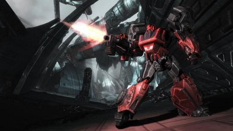 Poznaj Tryb Multiplayer Z Transformers War For Cybertron