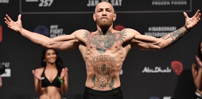 Conor McGregor najlepiej zarabiającym sportowcem świata. Kto jeszcze trafił na listę najbogatszych atletów?