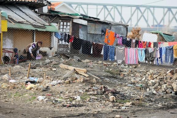 Romi i dalje žive u teškim uslovima