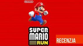 Super Mario Run - recenzja. Słynny hydraulik wkracza na smartfony