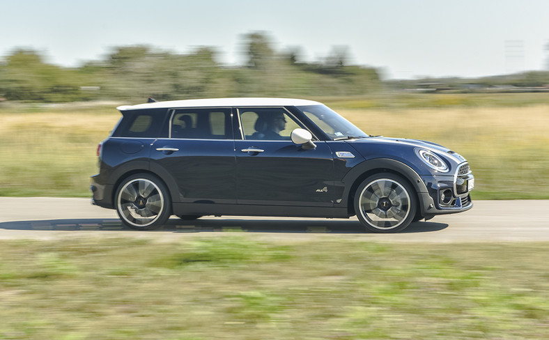 Mini Clubman Cooper S All4