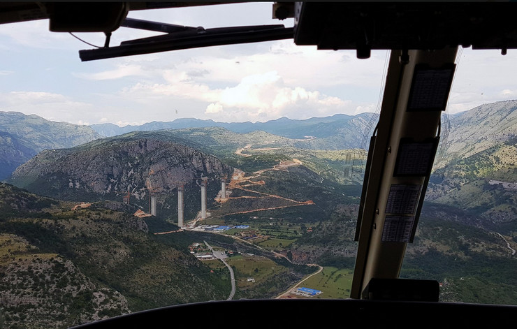 crna gora autoput
