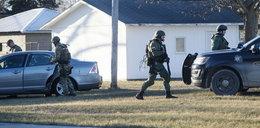 Przyjechali po syna, by zabrać go na ferie. 19-latek ich zabił. 100 policjantów go tropiło