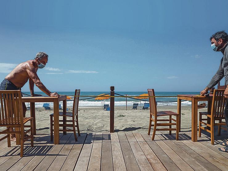 Grčka, turizam u vreme korone