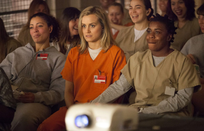 """Orange is the new black"" - kadr z filmu"
