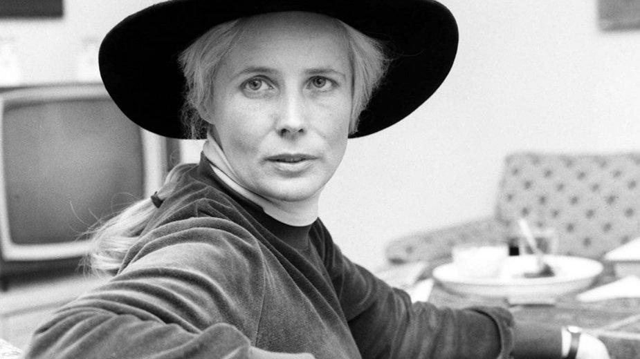 Agnieszka Osiecka (maj 1977 r.)