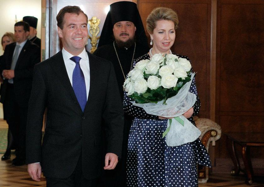 Tragiczne związki rosyjskich prezydentów