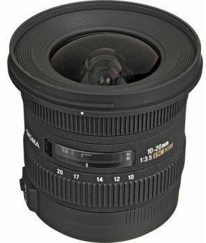 Sigma AF 10-20 mm