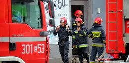 Pożar na Limanowskiego. Nie żyje 58-letnia kobieta