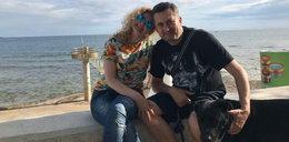 Norbi zabrał żonę na spontaniczne wakacje. Wzięli ze sobą ekspres do kawy